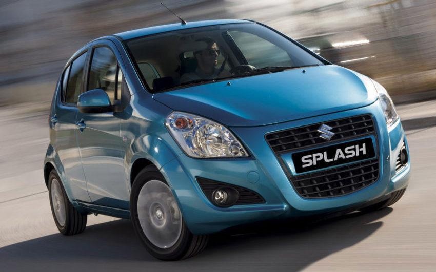 Suzuki Splash Discontinue