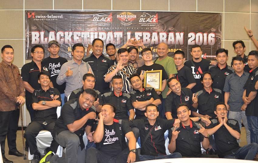 Blacketupat Lebaran 2016