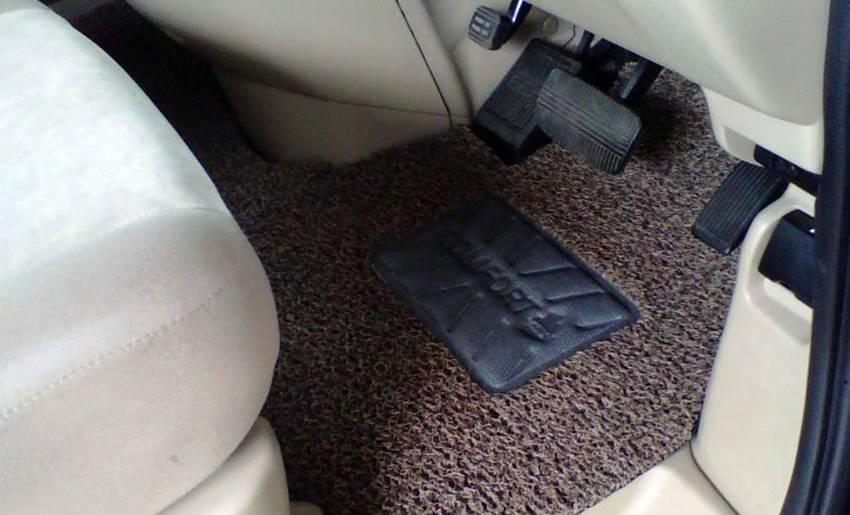 Ukuran Karpet Mobil harus Pas