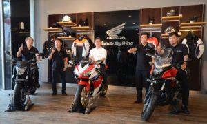 Dealer Big Wing Honda Jakarta