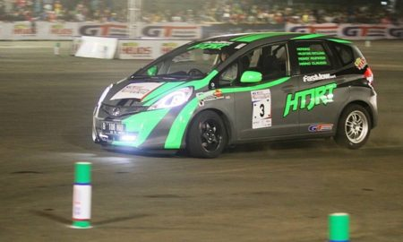 Indonesia Night City Slalom 2016