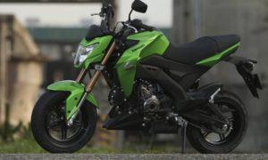 Recall Kawasaki Z125 Pro