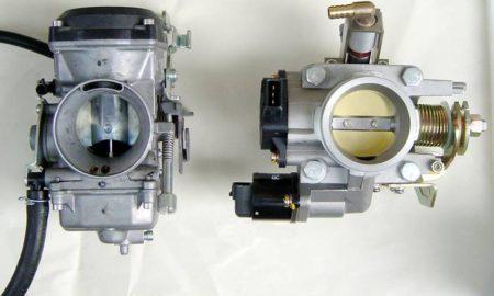 Setting Karburator Motor Matik