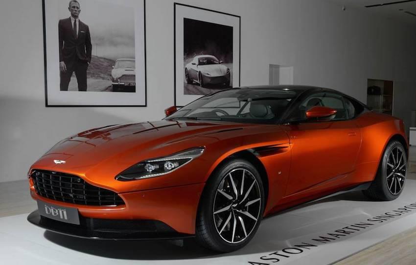 Aston Martin Db11 Diperkenalkan Di Jakarta Autos Id