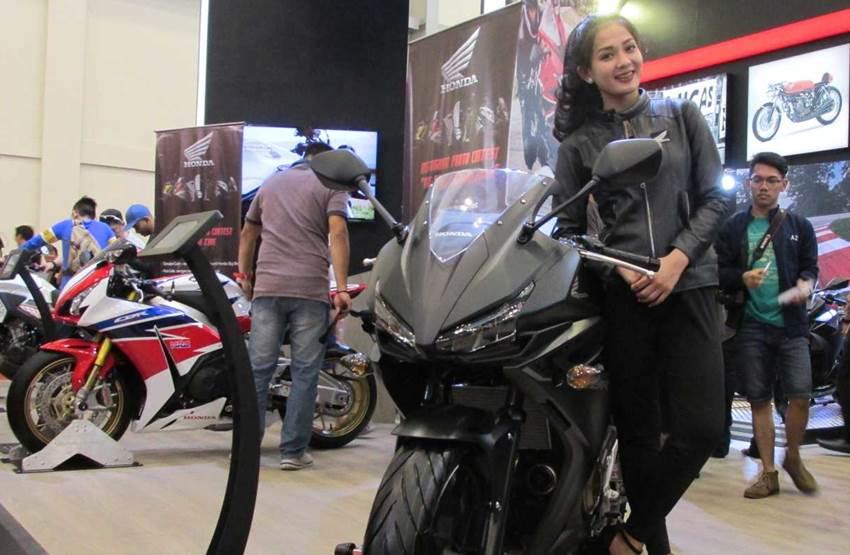 Big Bike Honda