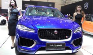 Jaguar All New F-Pace