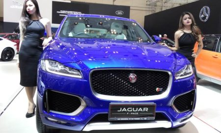 Jaguar All New F-Pace
