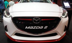 Aksesoris Mazda