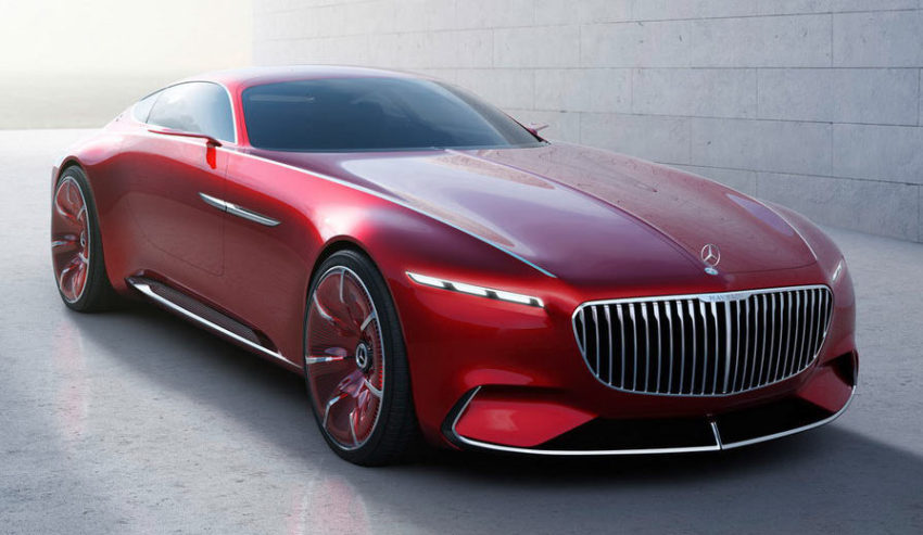 Mercedes-Benz Maybach 6