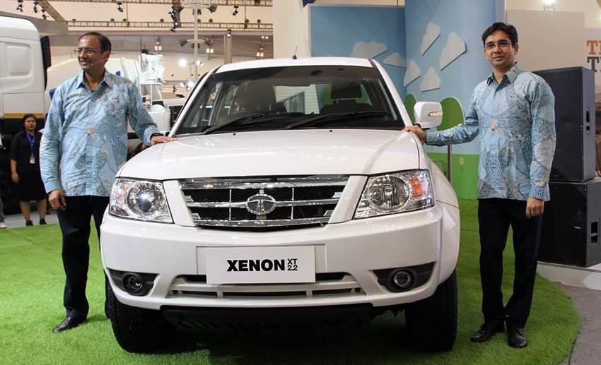 Tata Xenon XT D-Cab 4x4