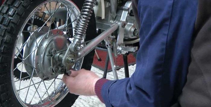 Perawatan Rem Motor