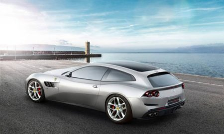 Ferrari GTC4Lusson T