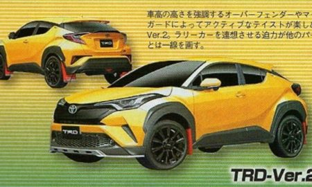 Toyota C-HR TRD Sportivo