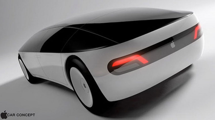Mega Proyek Mobil Apple