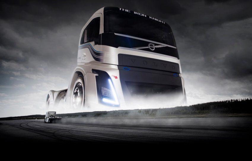 Gambar Modifikasi Truk Volvo Pakai Empat Turbocharge Ini Truk Volvo Tercepat Di Dunia Autos Id