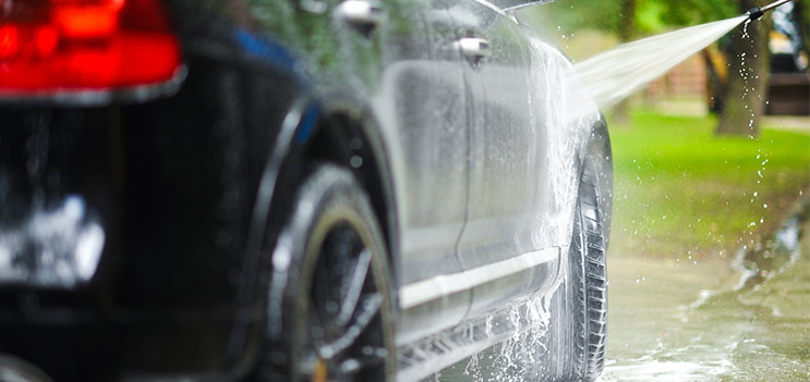 Cuci Mobil Pasca Hujan