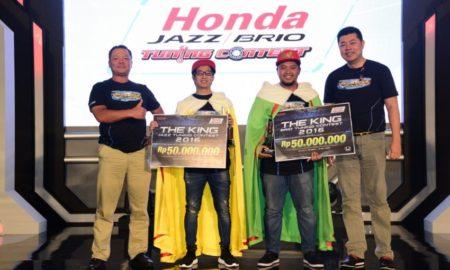 Honda Jazz Brio Tuning Contest