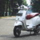 Test Ride Vespa Primavera