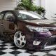 Modifikasi Toyota Vios 2013