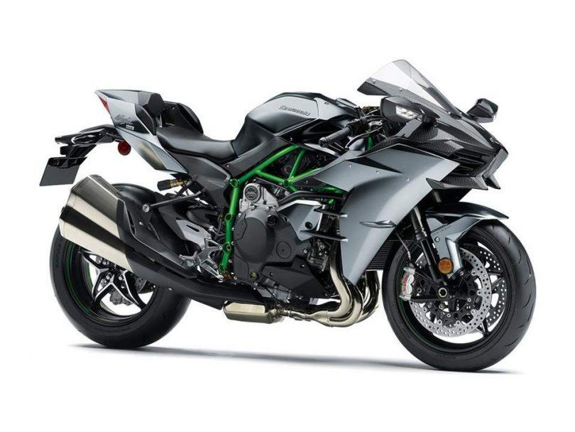 Kawasaki Ninja H2 Carbon Edition