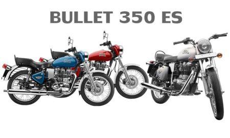 Royal Enfield Bullet 350 ES