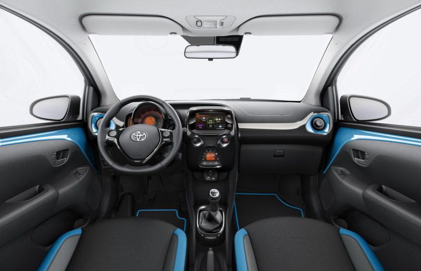 Mobil Kecil Toyota