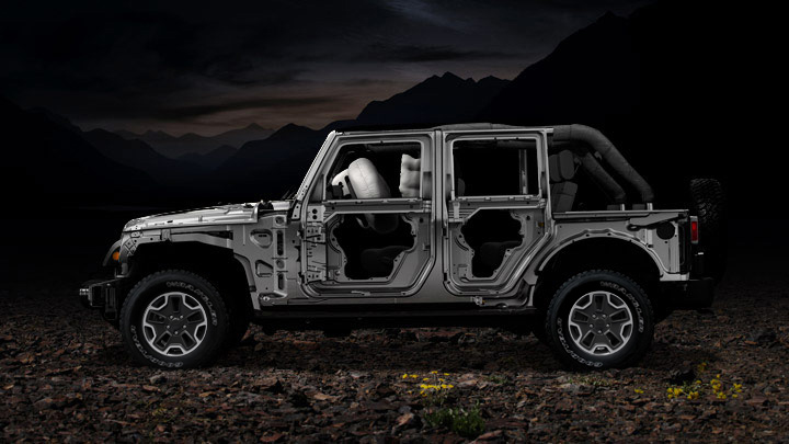 Kerusakan Airbag FCA Investigasi Jeep Wrangler