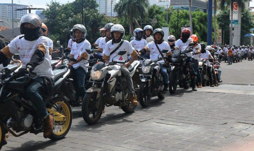 Vixion Independent Jakarta Riders
