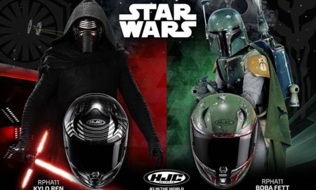 HJC Edisi Star Wars