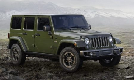 Recall Jeep Wrangler