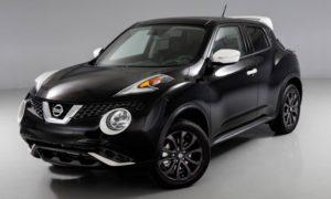 Nissan Juke Black Pearl Edition