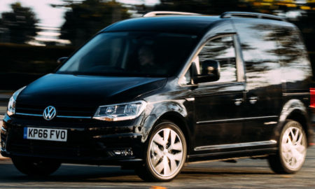 VW Caddy Black Edition