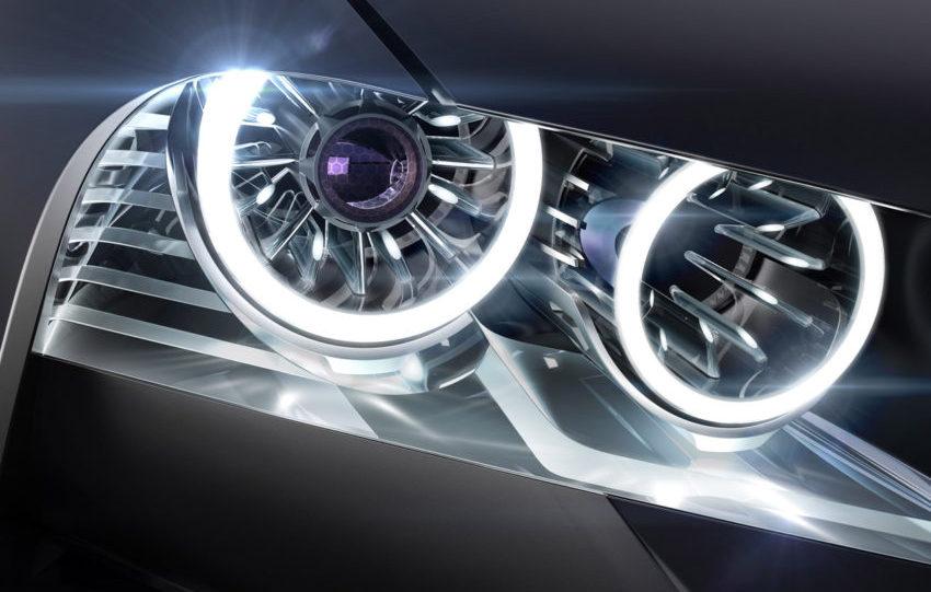 Pencahayaan Lampu Mobil