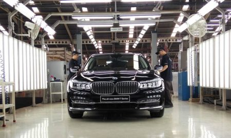 All New BMW 730 Li