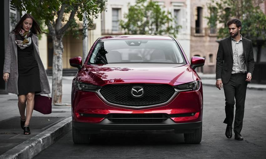 All New Mazda CX-5