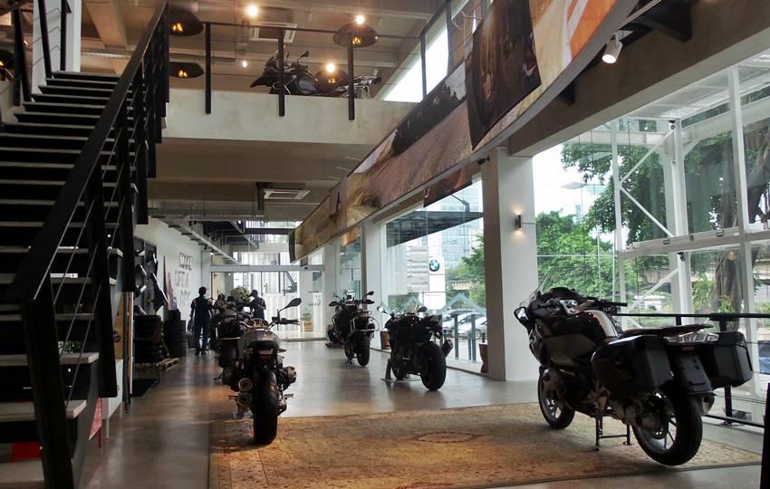 BMW Motorrad Indonesia Flagship Store