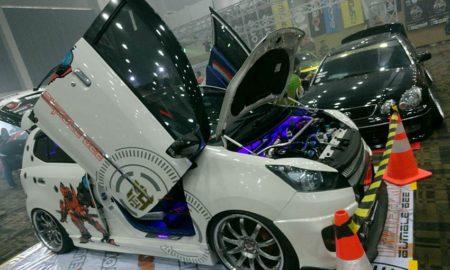 Kontes Modifikasi Mobil