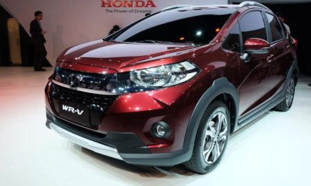 All New Honda WR-V