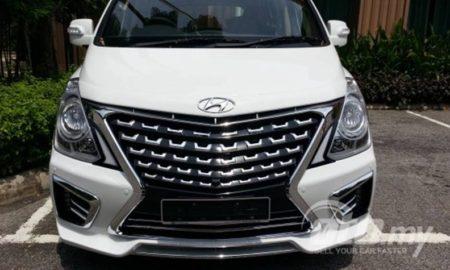 Hyundai Starex 12 Seater