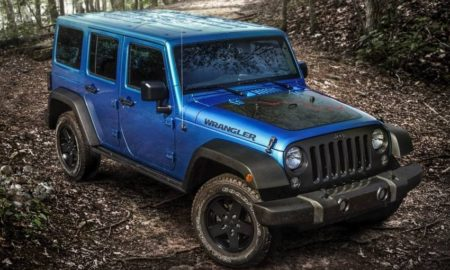 Penarikan Jeep Wrangler