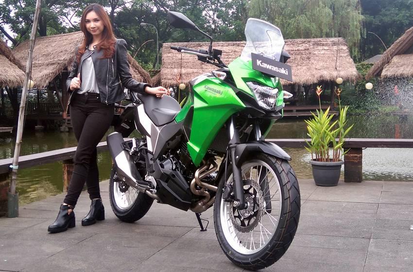 Kawasaki Versys-X 250 Rilis di Indonesia