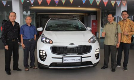 Kia All New Sportage