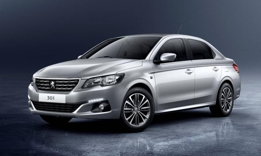 New Peugeot 301
