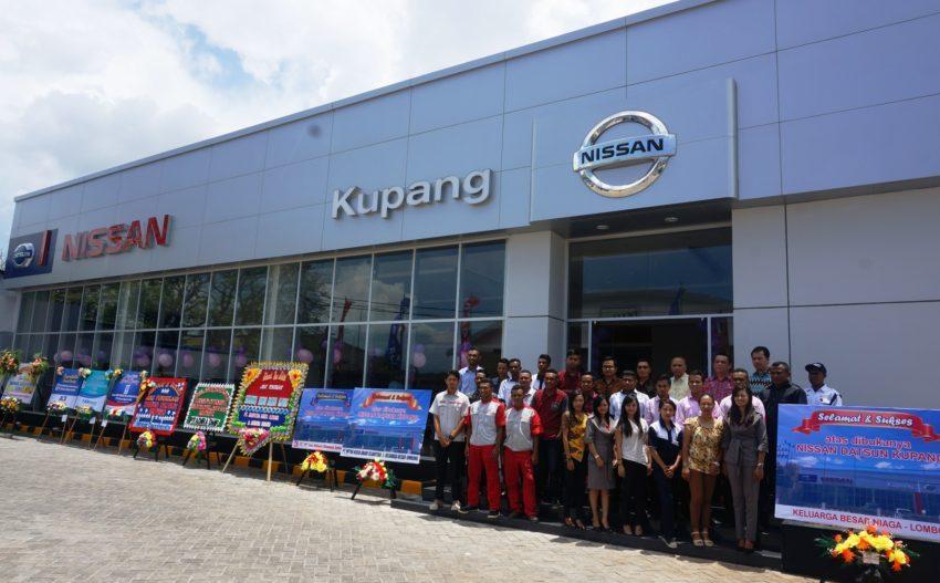 Nissan Buka Dealer ke-121 di Kota Karang