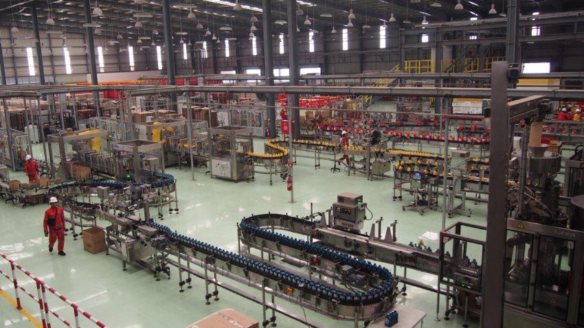 Pabrik Shell Marunda