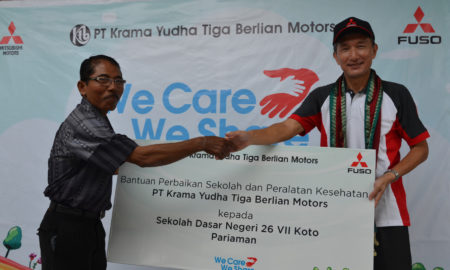 We Care, We Share