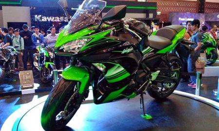 Kawasaki Ninja 650 Terbaru