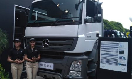 Mercedes-Benz Truck Heavy Duty