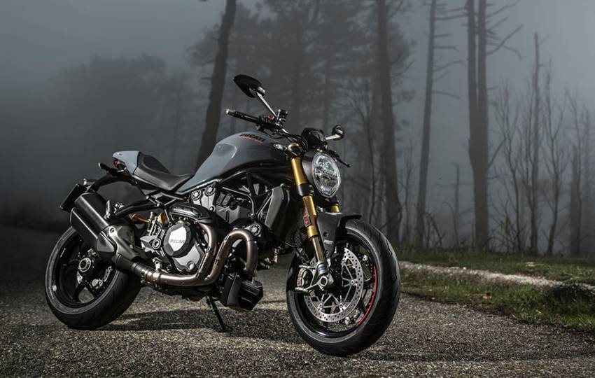 Ducati Monster 1200 Terbaru