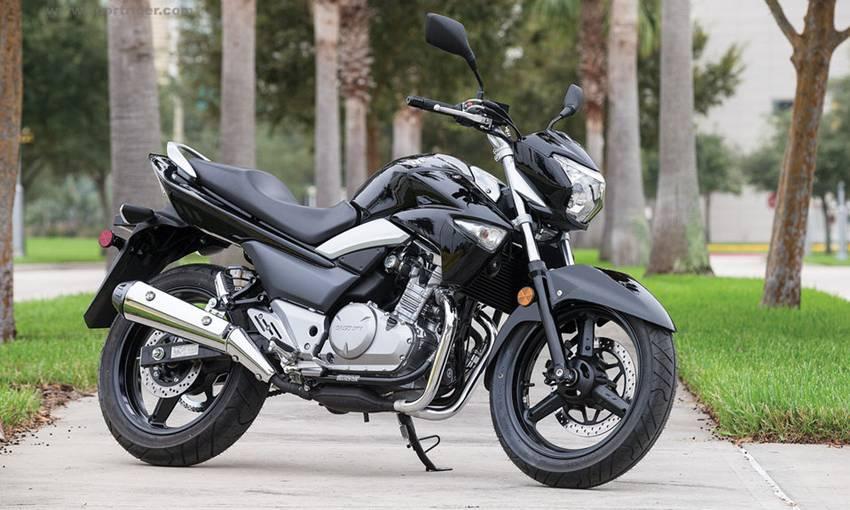 Recall Suzuki GW250